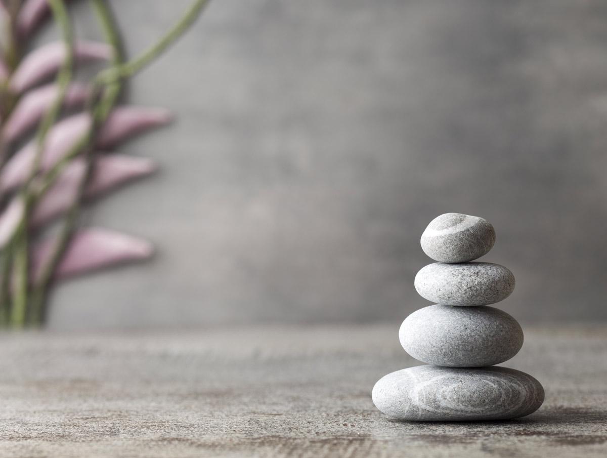 Psykoterapeut stenar